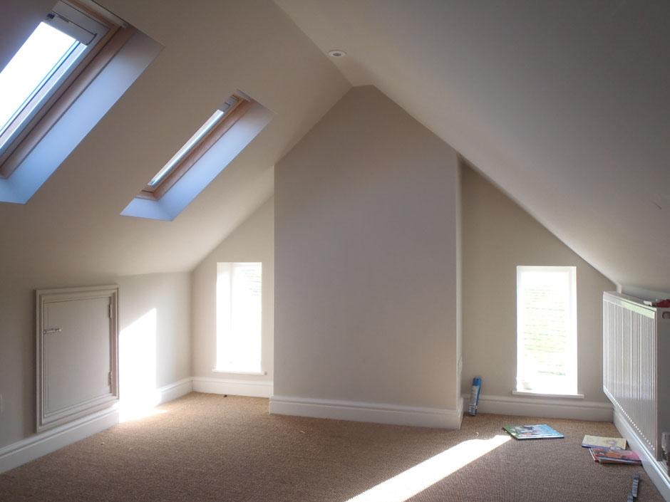 Loft Conversions Architectural Building Design