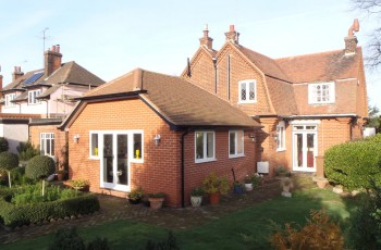Single storey rear extension and alterations
