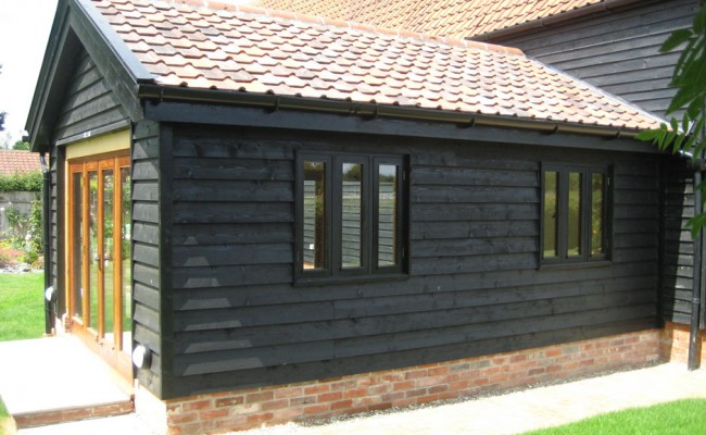 New Garage To A Grade  Listed Building