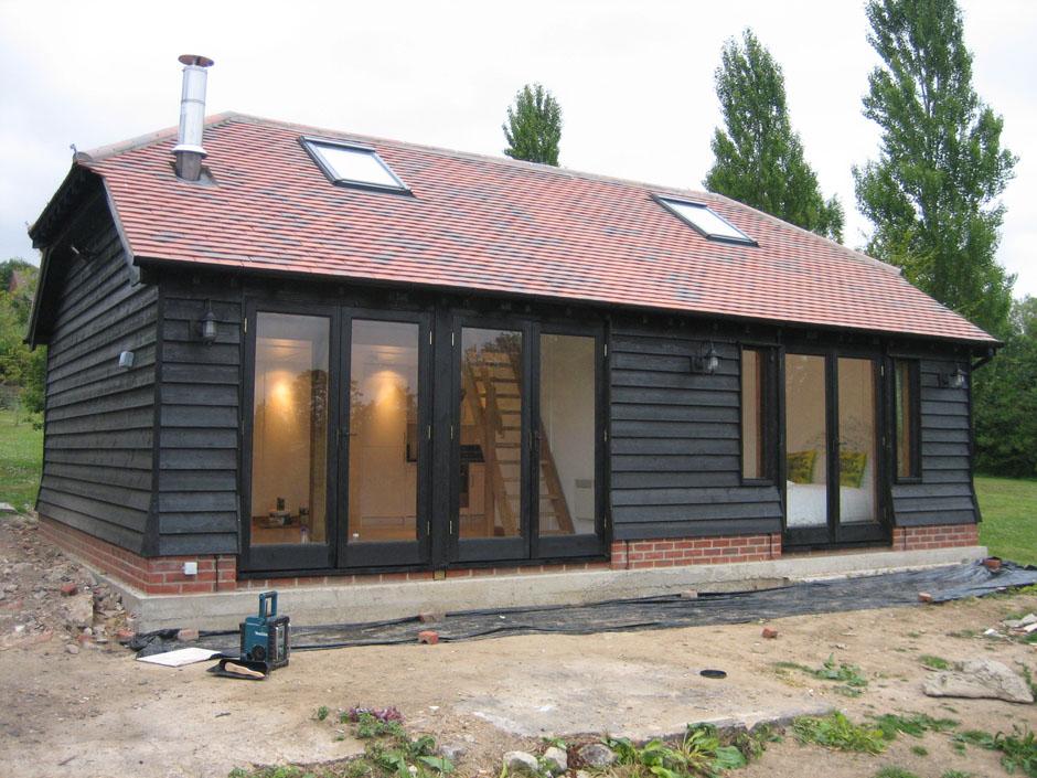 detached garage conversion ideas - Annex