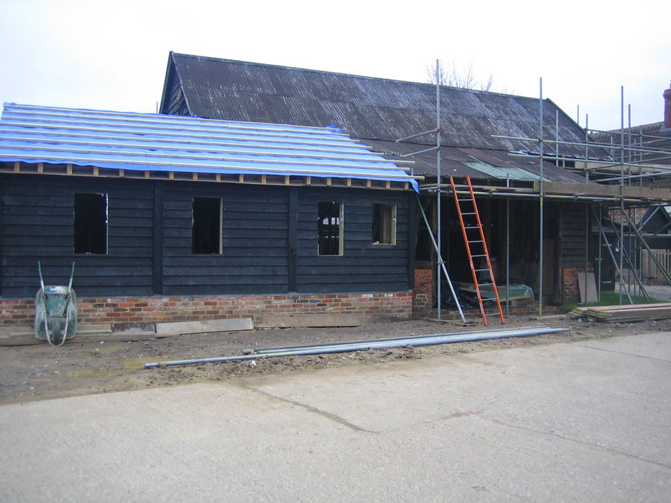 Barn conversions architectural building design for Ak decoration building services
