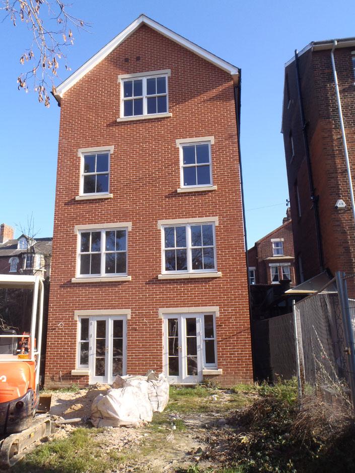 4 Storey House Design: PortfolioARCHITECTURAL BUILDING DESIGN SERVICES