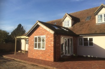 Renovation and extensions