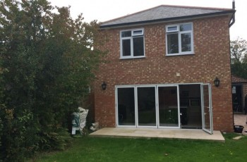 Two storey rear extension & alts