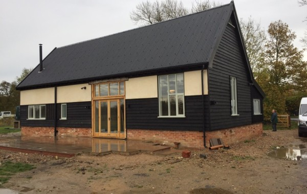 Barn Conversion to 3 bedroom dwelling with mezzanine floor