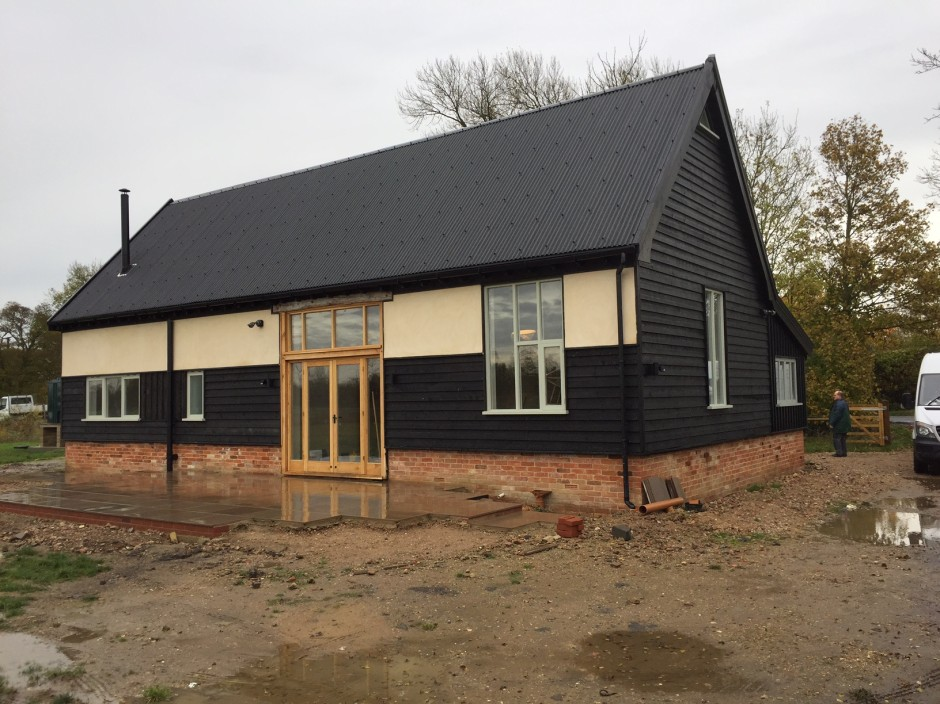Barn Conversion To 3 Bedroom Dwelling With Mezzanine Floor