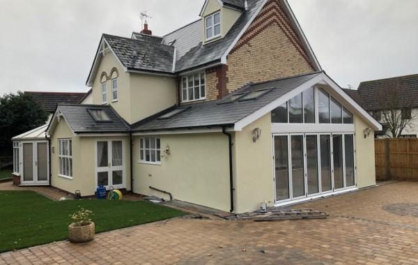 S/Storey side extension – Barham